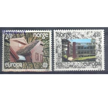 Norwegia 1987 Mi 965-966 Czyste **