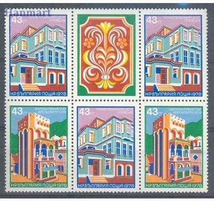 Bułgaria 1978 Mi 2725-2726 Czyste **