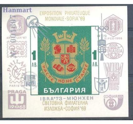 Bułgaria 1973 Mi bl 41 Czyste **