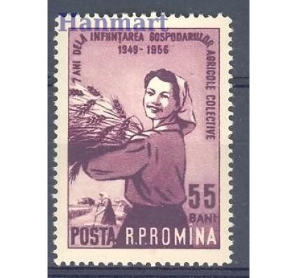 Znaczek Rumunia 1956 Mi 1596 Czyste **
