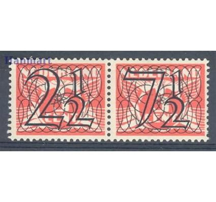 Znaczek Holandia 1940 Mi 357+359 Czyste **