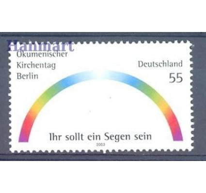 Niemcy 2003 Mi 2341 Czyste **