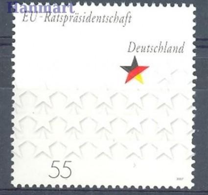 Niemcy 2007 Mi 2583 Czyste **