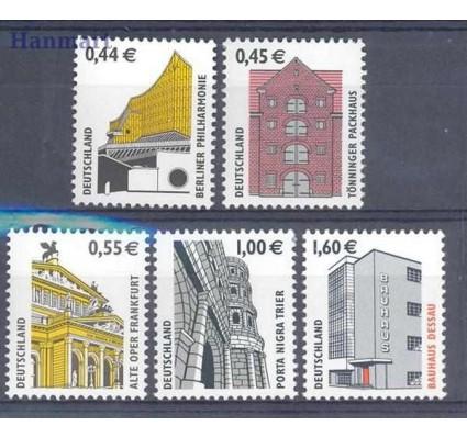 Znaczek Niemcy 2002 Mi 2298-2302 Czyste **