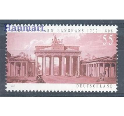 Niemcy 2007 Mi 2634 Czyste **