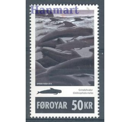 Wyspy Owcze 2010 Mi 695 Czyste **