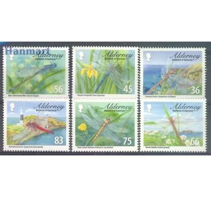Znaczek Alderney 2010 Mi 369-374 Czyste **