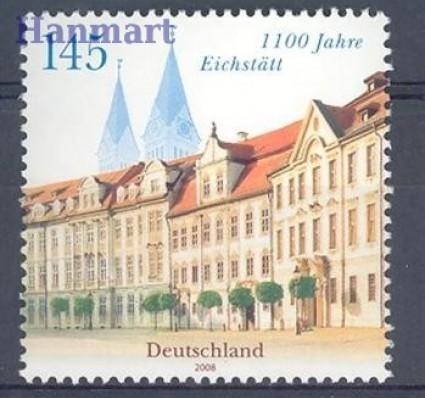 Niemcy 2008 Mi 2638 Czyste **