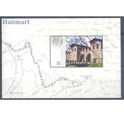 Niemcy 2007 Mi bl 72 Czyste **