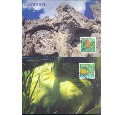 Liechtenstein 1997 Mi 1145-1146 Karta Max