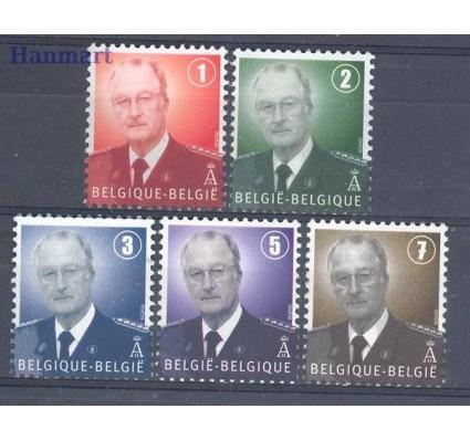 Belgia 2007 Mi 3733-3737 Czyste **