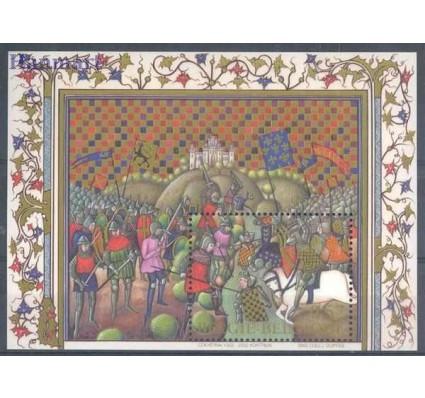 Znaczek Belgia 2002 Mi bl 84 Czyste **