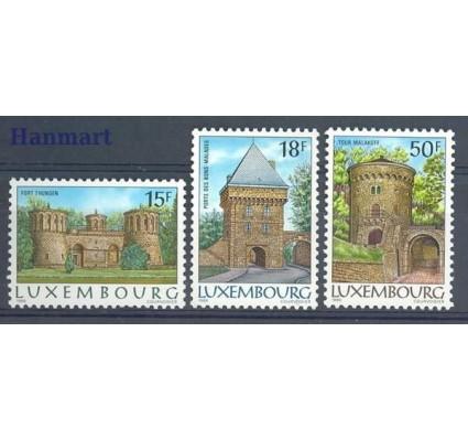 Luksemburg 1986 Mi 1153-1155y Czyste **