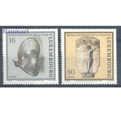 Znaczek Luksemburg 1998 Mi 1454-1455 Czyste **
