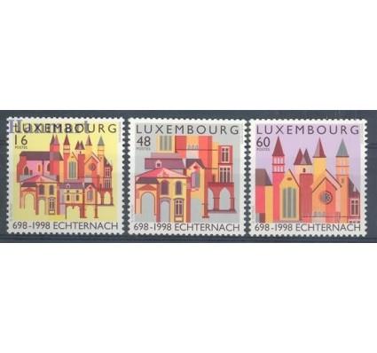 Luksemburg 1998 Mi 1456-1458 Czyste **