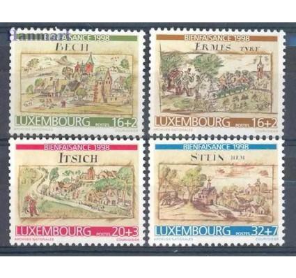 Znaczek Luksemburg 1998 Mi 1460-1463 Czyste **