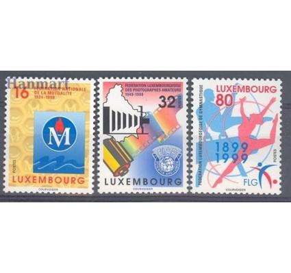 Luksemburg 1999 Mi 1474-1476 Czyste **