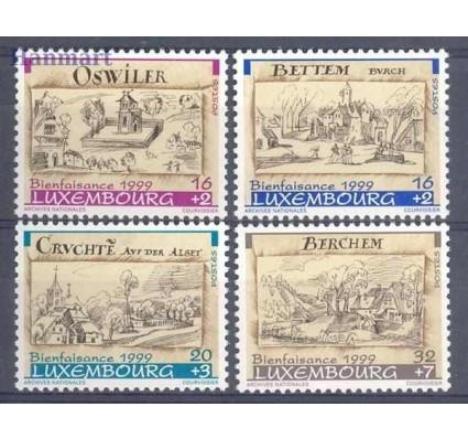 Znaczek Luksemburg 1999 Mi 1485-1488 Czyste **