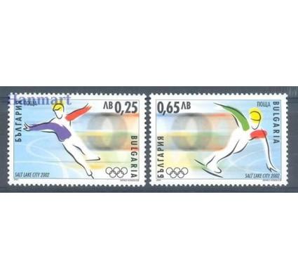 Bułgaria 2002 Mi 4547-4548 Czyste **