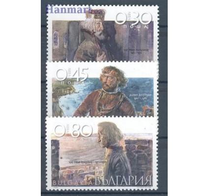 Znaczek Bułgaria 2003 Mi 4630-4632 Czyste **