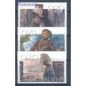 Bułgaria 2003 Mi 4630-4632 Czyste **