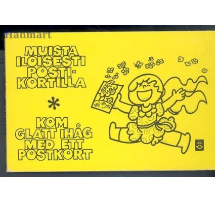 Finlandia 1978 Mi mh 10I Czyste **