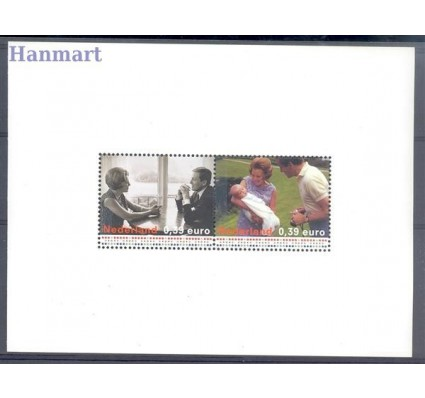 Znaczek Holandia 2003 Mi h-blatt 67 Czyste **