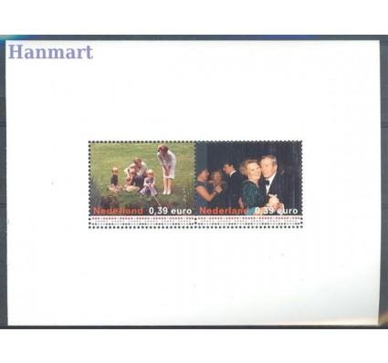 Holandia 2003 Mi h-blatt 68 Czyste **