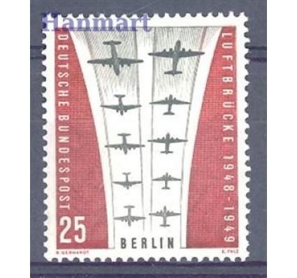 Znaczek Berlin Niemcy 1959 Mi 188 Czyste **