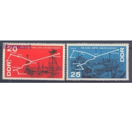 Znaczek NRD / DDR 1966 Mi 1227-1228 Czyste **