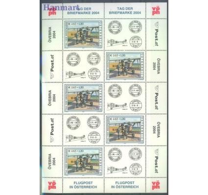 Znaczek Austria 2004 Mi ark 2482 Czyste **