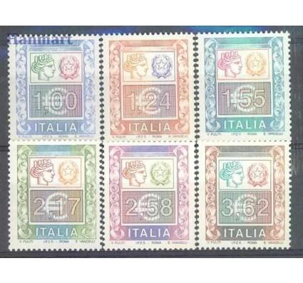 Włochy 2002 Mi 2810-2815 Czyste **