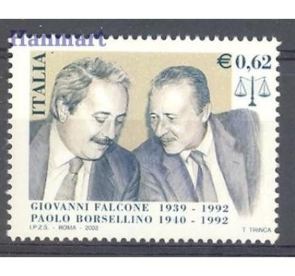 Włochy 2002 Mi 2846 Czyste **