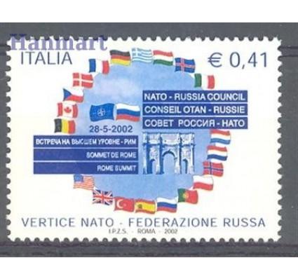Znaczek Włochy 2002 Mi 2847 Czyste **