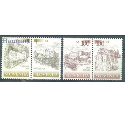 Znaczek Słowenia 2000 Mi 298-301 Czyste **