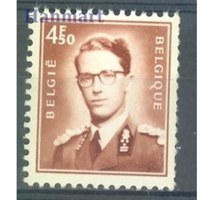 Belgia 1962 Mi 1298yII Czyste **