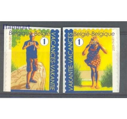 Znaczek Belgia 2009 Mi 3955-3956 Czyste **