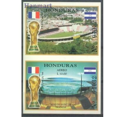 Znaczek Honduras 1998 Czyste **
