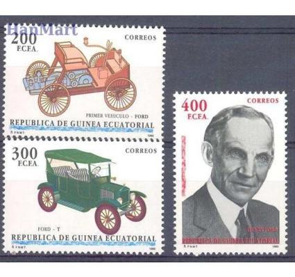 Gwinea Równikowa 1993 Mi 1764-1766 Czyste **