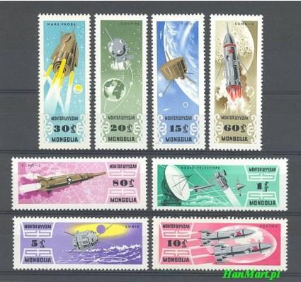Znaczek Mongolia 1964 Mi 365-372 Czyste **