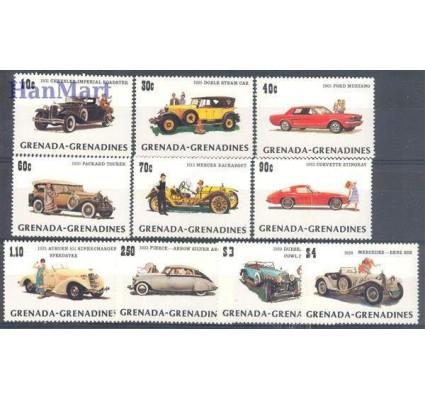 Znaczek Grenada i Grenadyny 1983 Mi 554-563 Czyste **