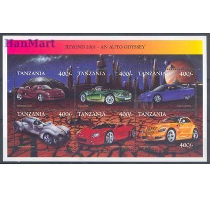 Znaczek Tanzania 1999 Mi 3621-3626 Czyste **