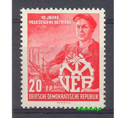 NRD / DDR 1956 Mi 527 Czyste **