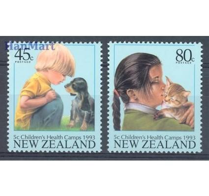 Znaczek Nowa Zelandia 1993 Mi 1296-1297 Czyste **