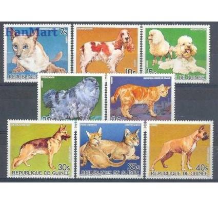 Gwinea 1985 Mi 1050-1057 Czyste **