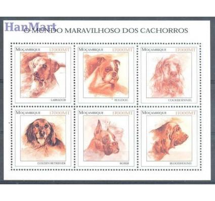 Znaczek Mozambik 2002 Mi 2372-2377 Czyste **