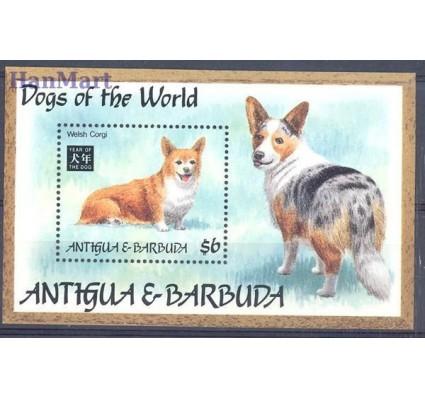 Znaczek Antigua i Barbuda 1994 Mi bl 288 Czyste **