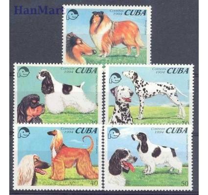 Znaczek Kuba 1994 Mi 3771-3775 Czyste **