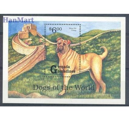 Znaczek Grenada i Grenadyny 1993 Mi bl 265 Czyste **