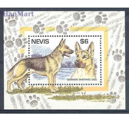 Znaczek Nevis 1995 Mi bl 90 Czyste **